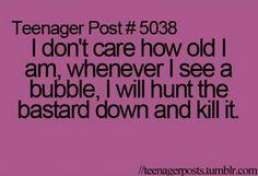 It's true tho...