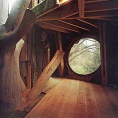 Bohemian Homes: Wooden House
