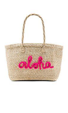 Compra KAYU BOLSO TOTE ALOHA en Hot Pink en REVOLVE. Envío y devoluciones de 2-3 días gratis y 30 días de garantía de igualación de precio.