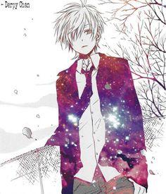 """Résultat de recherche d'images pour """"galaxy anime boy"""" – Galaxy Art Anime Galaxy, Galaxy Art, Fan Art Anime, Anime Art Girl, Art Manga, Manga Boy, Art Galaxie, Art Anime Fille, Hot Anime Guys"""