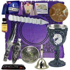 unicorn altar kit