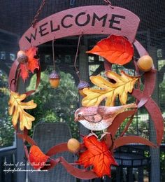 Our Fairfield Home & Garden Welcomes Fall