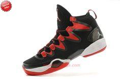 Mens Air Jordan XX8 SE Black/Red Outlt Black Friday JZQAOD