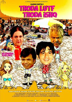 Thoda Lutf Thoda Ishq [10-Jul-2015]  Genres: #Comedy, #Drama Lead Actors: Hiten Tejwani, Neha Pawar, Raajpal Yadav Director: Sachin Gupta