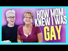 HOW MOM KNEW I WAS GAY (ft. Queen Jackie)   Tyler Oakley