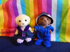 Sylvanian families night-time clothes-NEW!