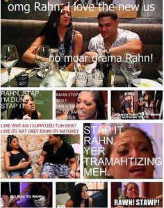 oh Jersey Shore...
