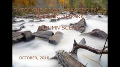 Video of Ragged Falls and the Oxtongue River from a visit on October The park is located just a short distance from the southwest entrance to the m. Autumn Scenes, Waterfalls, October, River, Park, Awesome, Pictures, Photos, Stunts