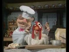Muppet Show - Swedish Chef - Chickie In The Baskee  (Chicken in the Basket)