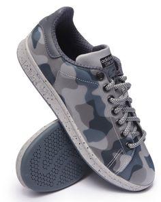 Adidas - Stan Smith Engineered Mesh Camo