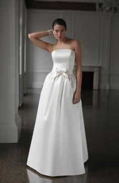 Stuart Parvin wedding dress