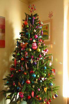 Attic24 Christmas tree