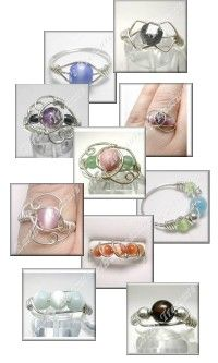 WIRE WRAP JEWELRY PATTERNS | Browse Patterns