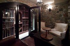 Wine Cellars...mmmm