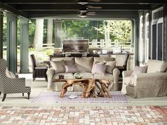 The weather has finally warmed up and that means it's time for outdoor entertaining. More importantly, it's time to get your deck or patio in shape for summer and Arhaus is a great place to start. They have a full outdoor collection of chic sofas, chairs, tables, benches, and storage chests in all weather wicker, […]