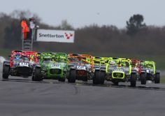 Caterham Motorsport season gets underway at Snetterton - http://www.motrface.com/caterham-motorsport-season-gets-underway-at-snetterton/