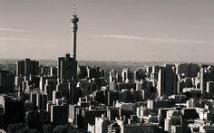 Johannesburg widescreen desktop mobile iphone android hd wallpaper and desktop. Seattle Skyline, New York Skyline, Auckland, Wall Wallpaper, San Francisco Skyline, South Africa, Monochrome, African, Park