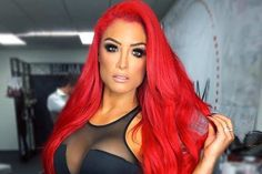 Eva Marie Preparing For Another Film Role
