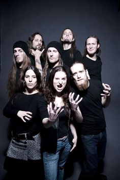Eluveitie- The new wave of folk metal