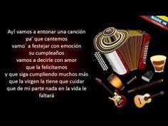 Tu cumpleaños Diomedes Diaz (Letra) - YouTube