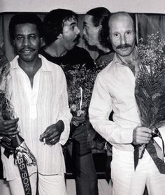 Weather Report. Wayne Shorter, Peter Erskine, Jaco Pastorius & Joe Zawinul.