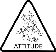 """Blade Rubber Tampons auto-encreurs pour enseignants """"Attitude"""" BR027CM: Amazon.fr: Fournitures de bureau"""