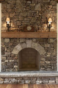 Rustic stone fireplaces photos rustic mantle original patina antique wood beams rustic fireplace decor home fireplace . Cabin Fireplace, Home Fireplace, Cool House Designs, Rustic Fireplace Decor, Farmhouse Fireplace, Rustic Stone, Rustic Mantle, Fireplace, Rustic Stone Fireplace