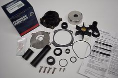 89350 boat-parts New Johnson Evinrude OEM Outboard Water Pump Kit 5001595 w Housing BRP/OMC  BUY IT NOW ONLY  $55.99 New Johnson Evinrude OEM Outboard Water Pump Kit 5001595 w Housing BRP/OMC...