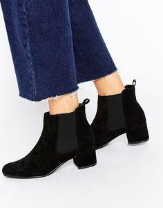 dec440ebbeb Truffle Collection Luan Heeled Chelsea Boots at asos.com