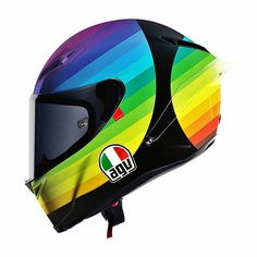 Classic colors... The base model for this helmet is the AGV Corsa/Pista. For any inquiries or custom works contact hellocousteau@gmail.com ✊⛵ #helmets #design #agvhelmets #daineseofficial #ducatimotor #agv #agvrider #helmetdesign #helmetracing #motogp #moto #motorcycle #yamahamotorusa #ducatilife #ducati_official #officialtriumph #f1 #formula1 #superbike #24heuresdumans #worldsbk #love #instagood #happy #follow #fashion