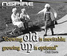 18 Photos To Remind You That Growing Old Is Inevitable, But Growing Up Is Optional