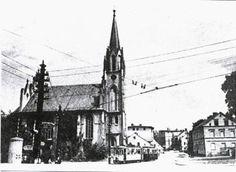 Stare zdjęcia: Biały Kamień | Nasz Wałbrzych - niezależny portal miejski Portal, Cathedral, Building, Travel, Viajes, Buildings, Cathedrals, Destinations, Traveling