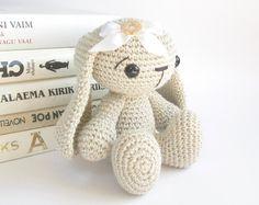 crochet floppy rabbit - Craftsy