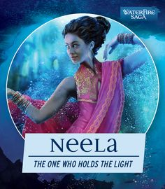 """I took the WaterFire Saga """"Which Mermaid Are You"""" quiz and discovered that I am most like Neela"""