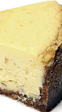 Triple-Ginger Cheesecake