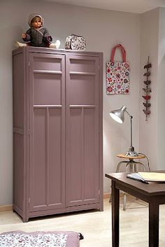 Cette couleur pour la chambre de ma fille