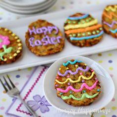 Savory Easter Egg Hashbrowns - Foodista.com