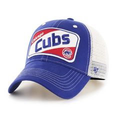 Chicago Cubs Youth Woodlawn MVP Adjustable Hat by Texas Rangers Cap, Detroit Game, Hat Patches, Toronto Blue Jays, Outfits With Hats, New York Mets, Chicago Cubs, Baseball Hats, Beanies