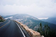 trail ridge road colorado photos | ... mountain passes in Colorado. Trail Ridge Road in the Rocky Mountians
