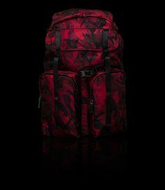 PRADA V136 Nylon Backpack | WANT | Pinterest | Prada, Backpacks ...