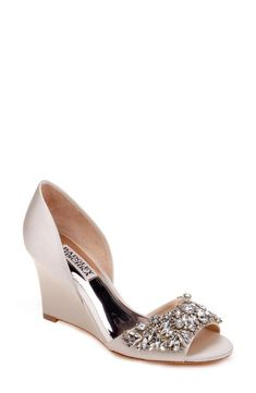356b74237 Wedge Wedding Shoes and Sandals