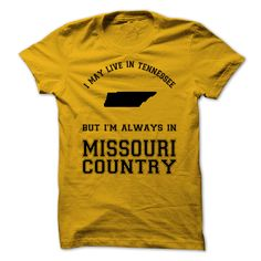 Tennessee For Missouri Country - $21.00 - Buy now