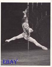 Rudolph Nureyev ballet VINTAGE Photo The Nutcracker