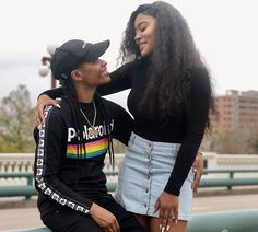 Love I jazz Freaky Relationship Goals Videos, Couple Relationship, Cute Relationships, Best Friend Outfits, Couple Outfits, Cute Lesbian Couples, Lesbian Love, Black Couples Goals, Cute Couples Goals
