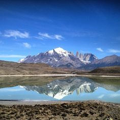 Torres del Paine National Park in Patagonia, Chile. One of my South America Travel Recommendations. http://ontaskva.com/south-america-travel-recommendations