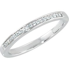1/10 CTW Diamond Anniversary Band, click to be directed for purchase!