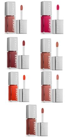 Clinique Pop Laquer Lip Colour   Primer for Spring 2016 | http://www.musingsofamuse.com/2016/01/clinique-pop-laquer-lip-colour-primer-for-spring-2016.html