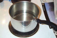 Instead of 1 teaspoon of lemon juice, use teaspoon of vinegar. New Carlisle, Bokashi, Diy Hacks, Clean House, Cleaning, Kitchen, Vinegar, Organizing, Tips