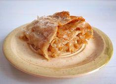 Házi káposztás rétes - Eddi konyhája Peanut Butter, Food, Essen, Meals, Yemek, Eten, Nut Butter