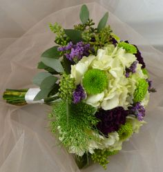 Green Lime Purple And Turquoise Wedding | ... consistent thing about wedding dresses from the Medieval period is